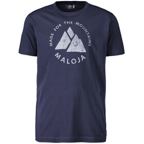 Maloja NeirM. T-Shirt Heren, mountain lake
